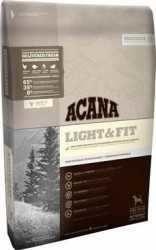 Acana - Acana Light & Fit Fazla Kilolu Köpekler İçin Mama 11,4 Kg. (1)