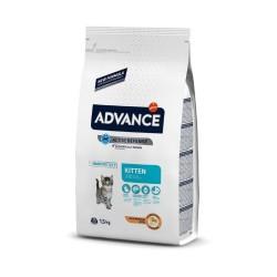 Advance - Advance Cat Kitten Tavuklu Pirinçli Yavru Kedi Maması 1,5 Kg. (1)