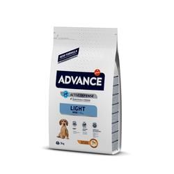 Advance - Advance Light Mini Küçük Irk Yetişkin Köpekler İçin Light Mama Tavuklu 3 Kg.