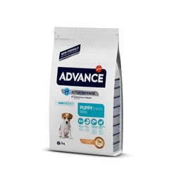 Advance - Advance Puppy Mini Küçük Irk Yavru Köpek Maması Tavuklu 3 Kg. (1)