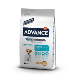 Advance - Advance Puppy Mini Küçük Irk Yavru Köpek Maması Tavuklu 7.5 Kg. (1)