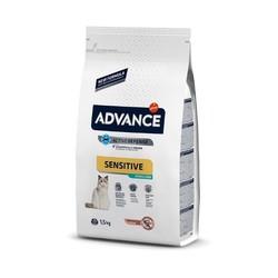 Advance - Advance Sterilized Kısırlaştırılmış Kedi Maması Somonlu 1,5 Kg. (1)