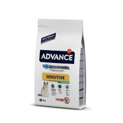 Advance - Advance Sterilized Kısırlaştırılmış Kedi Maması Somonlu 3 Kg. (1)