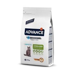 Advance - Advance Young Sterilised Kısırlaştırılmış Yavru Kedi Maması 1,5 Kg. (1)