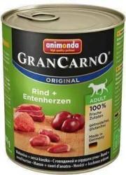 Animonda - Animonda Gran Carno Hindili Ördekli Yetişkin Köpek Konservesi 400 Gr.