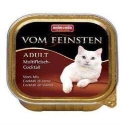 Animonda - Animonda Vom Feinsten Karışık Etli Yetişkin Kedi Konservesi 100 Gr. (1)