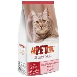 Appetite - Appetıte Sterılsed Kedi 1,5 Kg. (1)