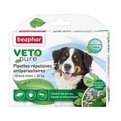 Beaphar - Beaphar Bio Spot On Drops Köpek Pire Damlası 3 Pipet (1)