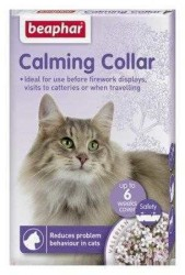 Beaphar - Beaphar Calming Collar Sakinleştirici Kedi Tasması