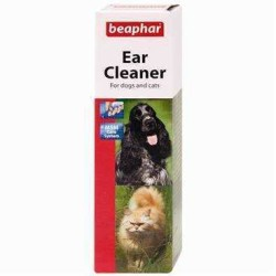 Beaphar - Beaphar Ear Cleaner Kullak Temizleme Losyonu 50 Ml