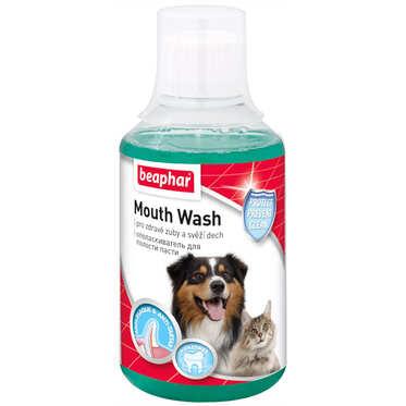 Beaphar - Beaphar Enzim Etkili Kedi Ve Köpekler İçin Diş Temizleme Suyu 250 ml