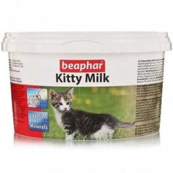 Beaphar - Beaphar Kitty Milk Yavru Kedi Süt Tozu 200 Gr (1)