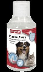 Beaphar - Beaphar Plaque Away Kedi Köpek Ağız Bakım Suyu 250 Ml