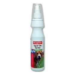 Beaphar - Beaphar Spot On Köpek İçin Bitkisel Haşere, Pire, Kene Spreyi 150 Ml