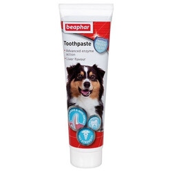 Beaphar - Beaphar Toothpaste For Fresh Breat - Köpek Diş Macunu 100 Gr