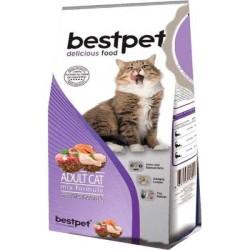 Best Pet - Bestpet Cat Mix Adult Karışık Yetişkin Kedi Maması 1 Kg.