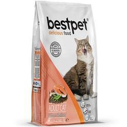 Best Pet - Bestpet Delicious Sterilised Somonlu Kısırlaştırılmış Kedi Maması 1 Kg.