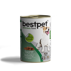 Best Pet - Bestpet Kuzulu Köpek Konservesi 415 Gr.