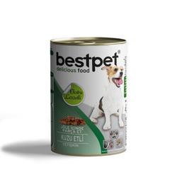Best Pet - Bestpet Kuzulu Köpek Konservesi 415 Gr. (1)