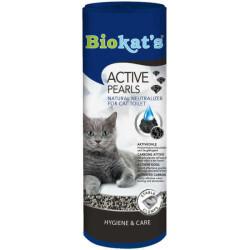 Biokats - Biokats Active Pearls Kedi Kumu Parfümü 700Gr (1)