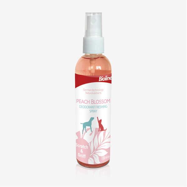Bioline - Bioline Parfüm Peach Blossom 118 Ml