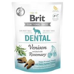Brit Care - Brit Care Function Snack Dental Geyikli Köpek Ödülü 150Gr