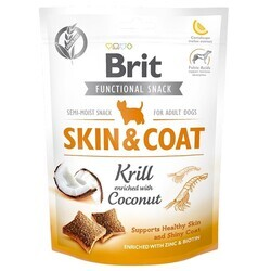 Brit Care - Brit Care Function Snack Skin Coat Krill Köpek Ödülü 150Gr (1)