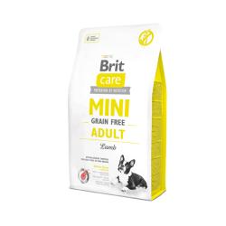 Brit Care - Brit Care Tahılsız Mini Adult Kuzulu Köpek Maması 2 Kg. (1)