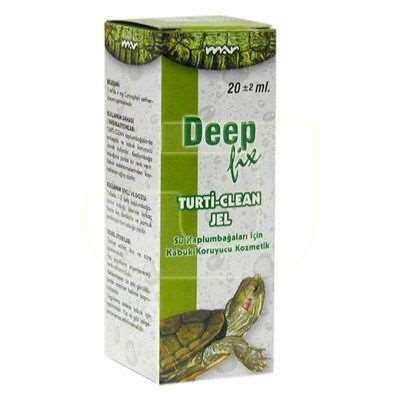 Deep - Deep Turti Clean Kaplumbağa Kabuk Koruyucu Bakım Jeli 15 Ml