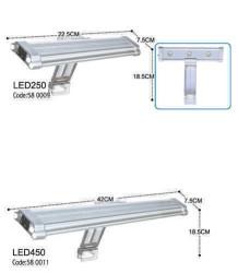 Dophin - Dophın Led Lamba 250 22.5X 7.5 Cm (1)