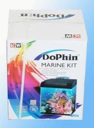 Dophin - Dophin Marin Kit Set Tuzlu Su Akvaryumu 35 Litre Siyah