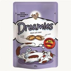 Dreamis - Dreamis Ördekli Kedi Ödülü 60 Gr