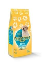 Econature - Econature Yavru Kuzu Etli Köpek Maması 15 Kg.
