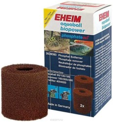 Eheim - Eheim 2638080 Biopower Sünger Fosfat Yokedici (1)