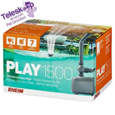 Eheim - Eheim Pond Play 1500 1.4m 1500 L/h 15 W