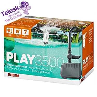 Eheim - Eheim Pond Play 3500 Kafa Motoru