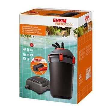 Eheim - Eheim Press 10000 & Clear UVC 11 Set