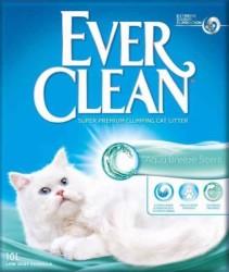 Ever Clean - Ever Clean Aqua Breeze Okyanus Esintisi Parfümlü Kedi Kumu 6 Kg