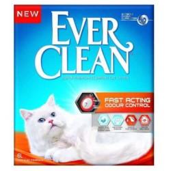 Ever Clean - Ever Clean Fast Acting Hızlı Koku Emen Kedi Kumu 6 Litre (1)