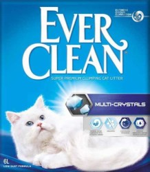 Ever Clean - Ever Clean Multi Crystal Blend Multi Kristal Karışım Kedi Kumu 6 Kg