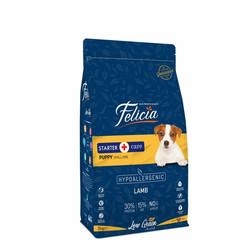 Felicia - Felicia Düşük Tahıll Kuzulu Hypoallergenic Small Mini Yavru Köpek Maması 3 Kg.