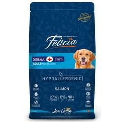 Felicia - Felicia Düşük Tahıll Somonlu Hypoallergenic Yetişkin Köpek Maması 15 Kg.