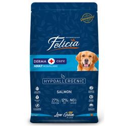 Felicia - Felicia Düşük Tahıll Somonlu Hypoallergenic Yetişkin Köpek Maması 3 Kg.