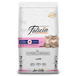 Felicia - Felicia Düşük Tahıllı Kuzulu Hypoallergenic Yavru Kedi Maması 12 Kg. (1)