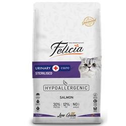 Felicia - Felicia Düşük Tahıllı Somonlu Hypoallergenic Sterilised Kedi Maması 12 Kg.