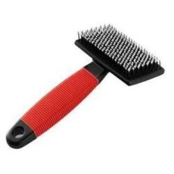 Ferplast - Ferplast 5799 Slicker Brush Masaj Uçlu Tarak 15 Cm (1)