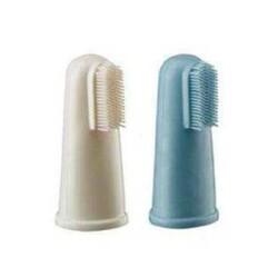 Ferplast - Ferplast 5940 Parmak Diş Fırçası (2 Li Paket) (1)