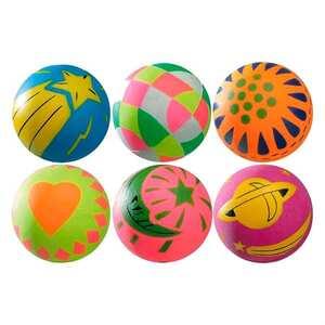 Ferplast - Ferplast 6040 Renkli Oyun Topu Köpek Oyuncağı 6 Cm 1 Adet