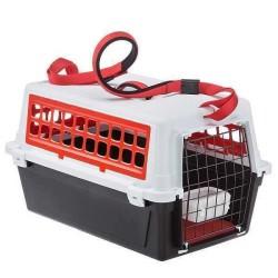 Ferplast - Ferplast Atlas Trendy Open Plus 20 Kedi Köpek Taşıma Kabı 58 X 37 X 32 Cm (1)