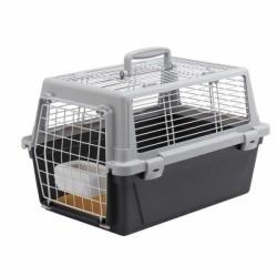 Ferplast - Ferplast Atlas Vision 10 Üstü Açılabilen Kedi Köpek Taşıma Çantası 48 Cm